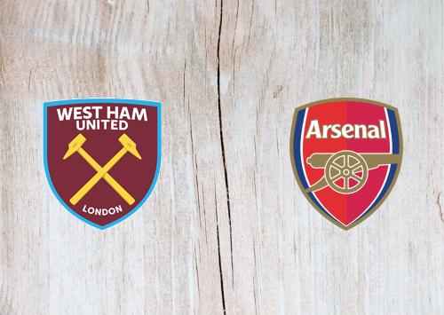 West Ham United vs Arsenal -Highlights 9 December 2019