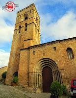 Iglesia de Aínsa en Huesca