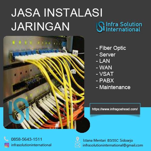 Jasa Jaringan Server Surabaya Enterprise