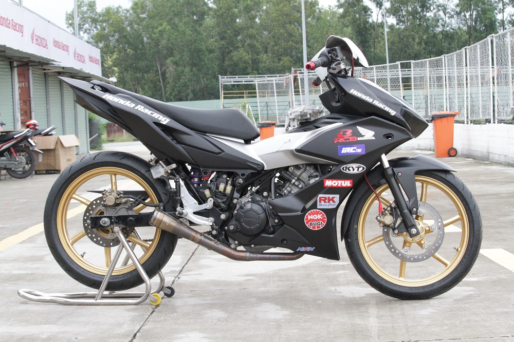 Honda Winner X phiên bản đua