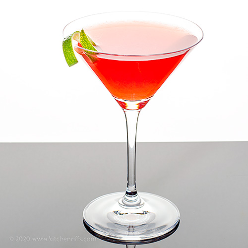 The Irish Rose Cocktail