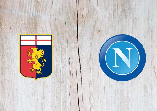 Genoa vs Napoli -Highlights 06 February 2021