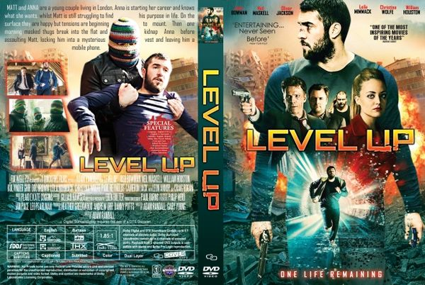 Level Up – Latino, Inglés