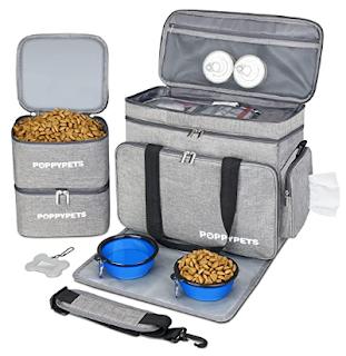 $28, PoppyPets Dog Travel Bag