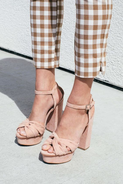 scarpe nude street style scarpe nude tendenza estate 2017 outfit scarpe nude mariafelicia magno fashion blogger colorblock by felym blog di moda fashion blogger italiane