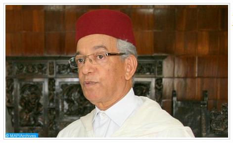 السيد مصطفى فارس يستعرض التجربة القضائية للمغرب في اندونيسيا