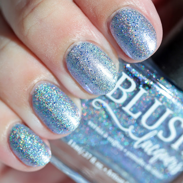 Blush Lacquers The Blue Lady