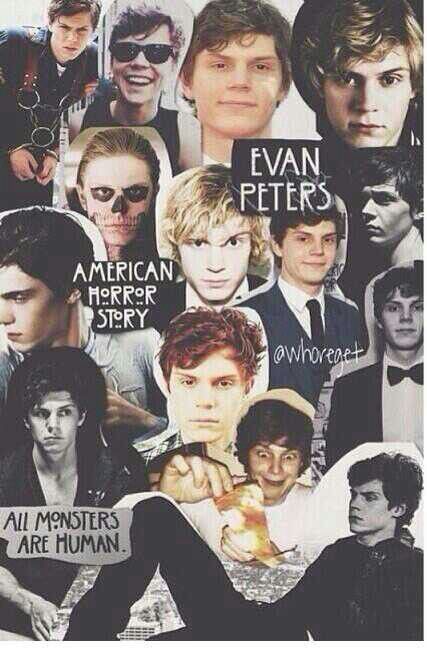 evan peters collages | Tumblr