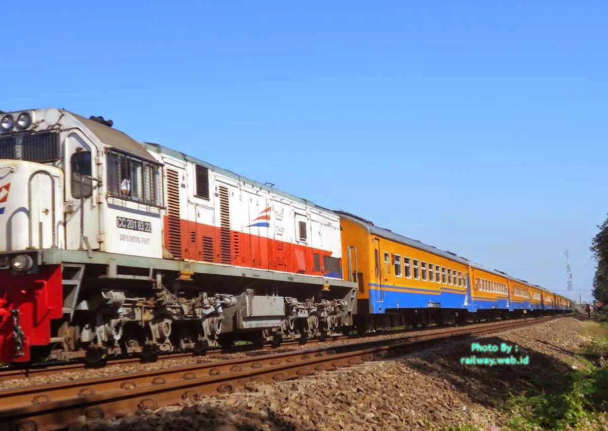 Harga Tiket Kereta Api Sri Tanjung Januari