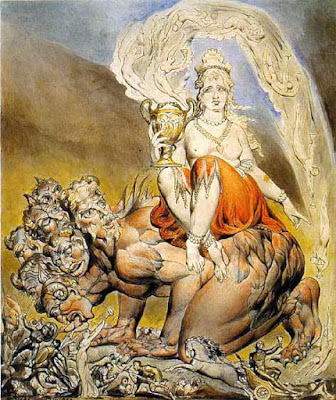Daughter of Fortitude: William Blake BABALON