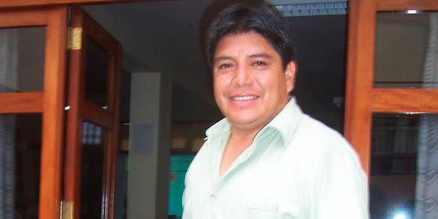 OSTER PAREDES ES DESIGNADO GERENTE REGIONAL DE EDUCACIÓN DE LA LIBERTAD