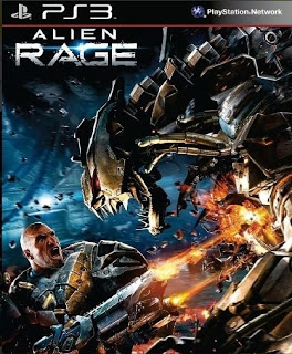 Alien Rage PS3 PSN Baixar