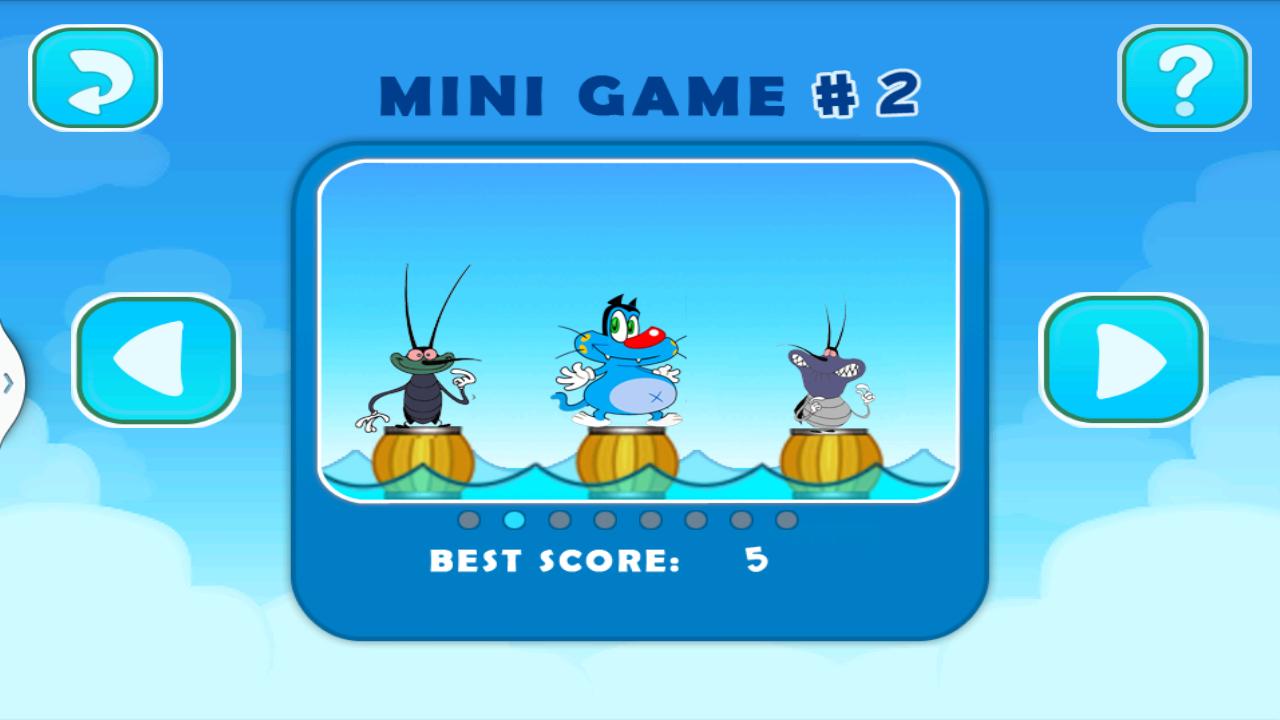 download game oggy apk