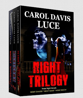 Interview with Carol Davis Luce--Boxing Suspense