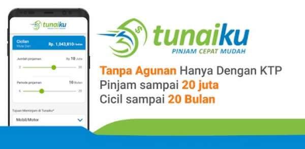 Tunaiku.com Pinjaman Online Terbaik Cepat Cair