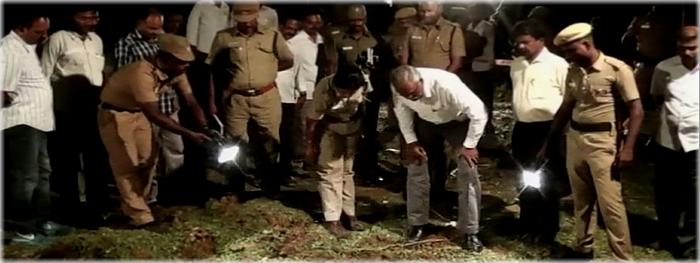 meteorito mata homem na Índia