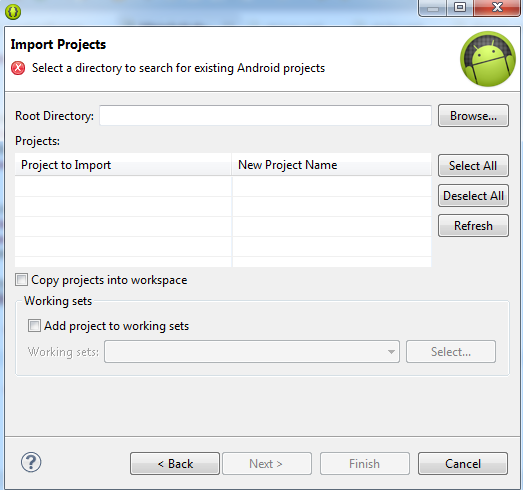 Develop Android Apps: September 2013