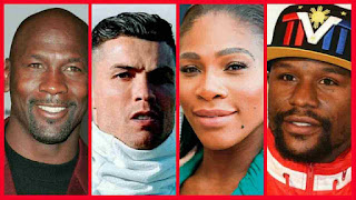The richest people in sports