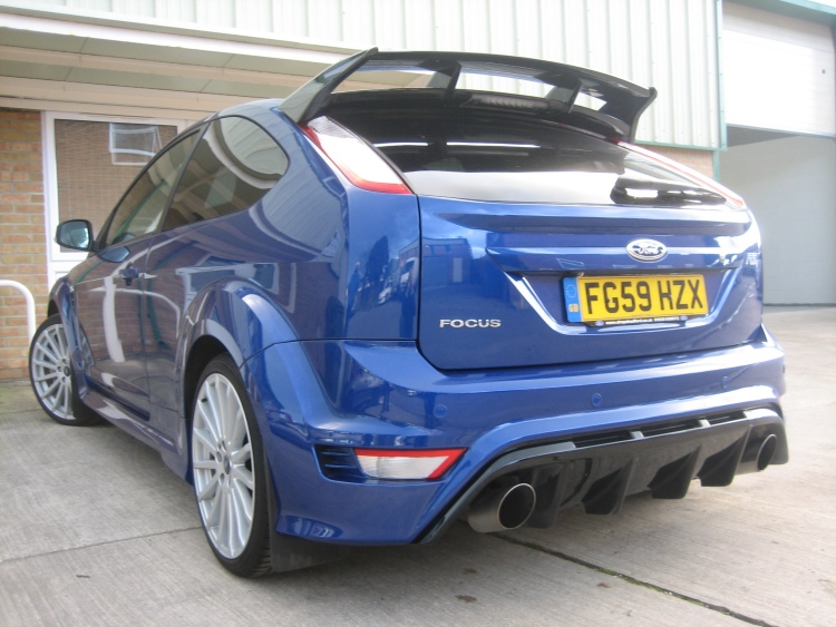 steve coulter performance cars stunning focus rs lux pack 2. Black Bedroom Furniture Sets. Home Design Ideas