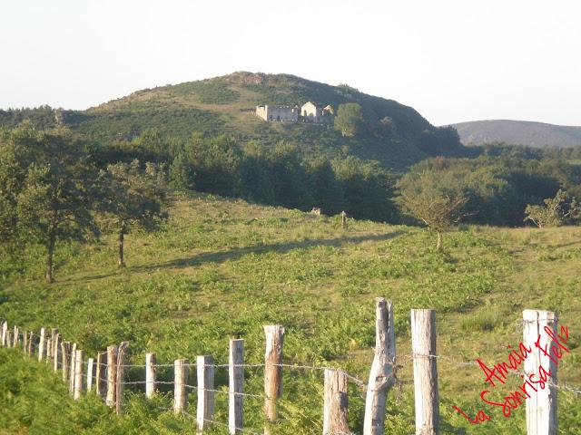 Paseo por el monte de Jacinta y su primo Ambrosio - Historias de Jacinta