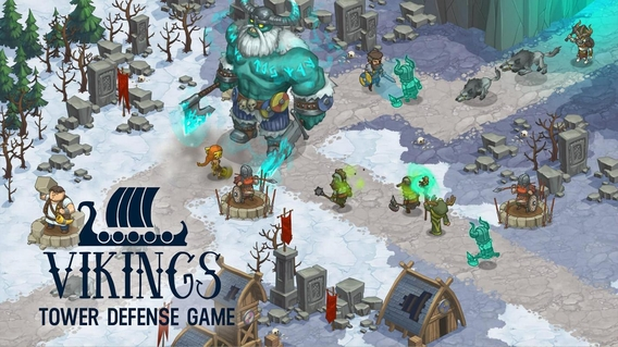 Vikings II Apk Free on Android Game Download