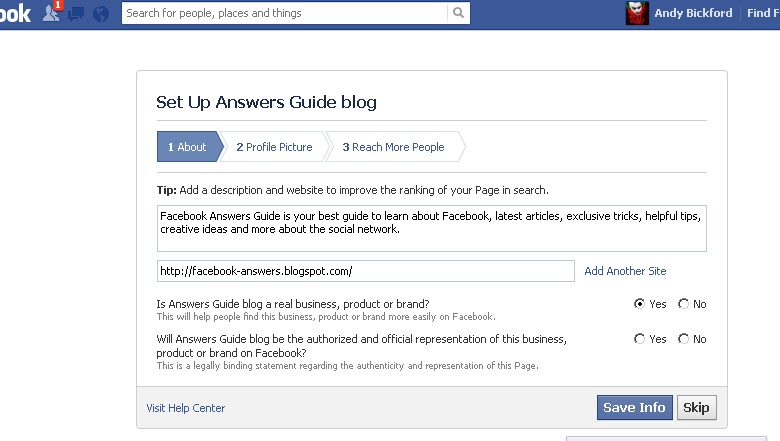how to create new posts on facebook page