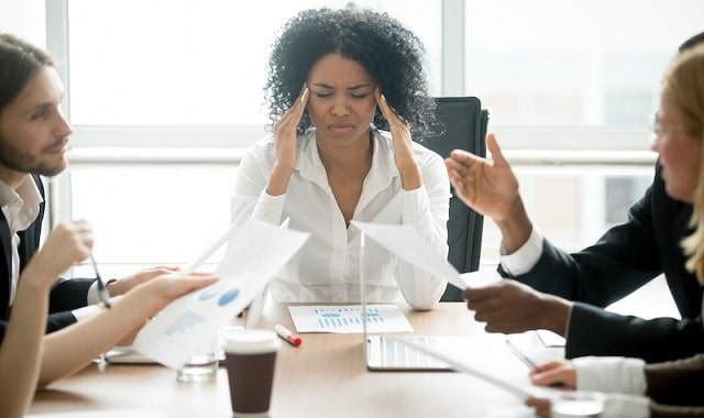 how to deal with work anxiety effective coping strategies