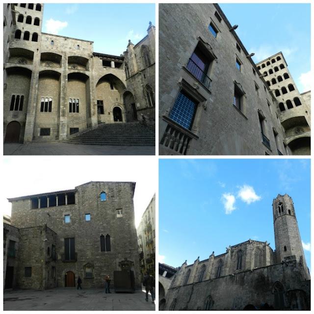 A Espanha da Rainha Isabel de Castela (série Isabel) - Barcelona
