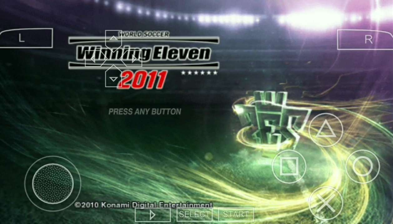 WE Winning Eleven 2011 ISO PPSSPP For Android
