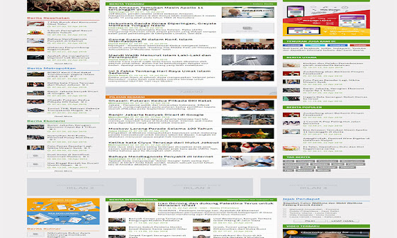 Script Bikin Web Berita Online Dengan Codeigniter
