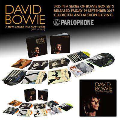 Resultado de imagem para Novo box de David Bowie foca na produtiva fase Berlim do músico inglês