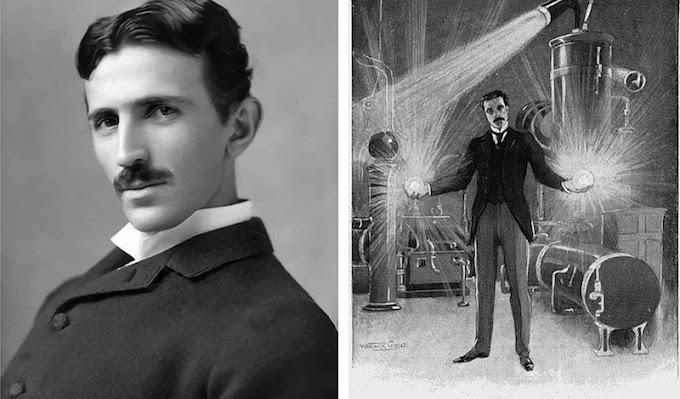 Ο Ελληνικής καταγωγής Nikola Tesla ή Νικόλαος ο Θεσσαλός -Ο σπουδαίος επιστήμονας και εφευρέτης