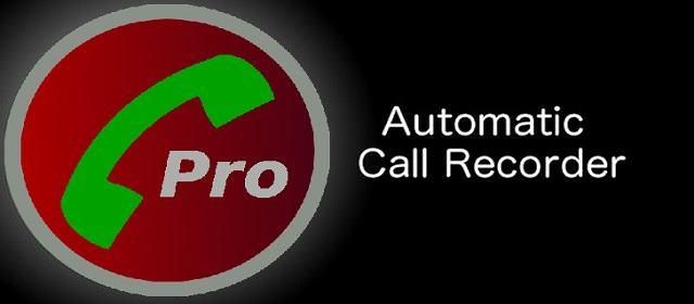 Automatic Call Recorder Pro v6.07.01 APK Arama Kaydedici indir