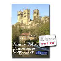 Frugal GM Review: Anglo-Centric Placename Generator