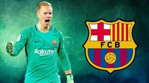 برشلونة يبدأ بتأمين شتيجن