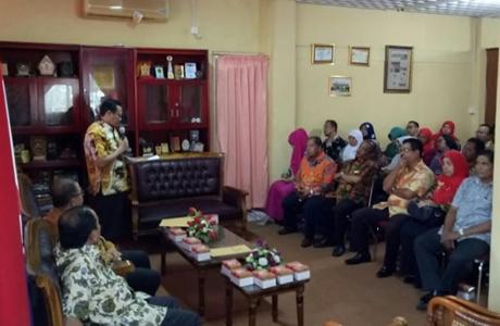 Pengukuhan Kwarda Pramuka Sumbar Bakal Dilaksanakan Januari 2018