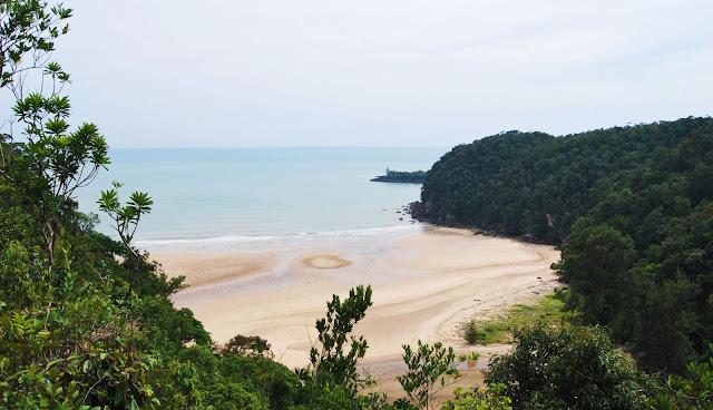 Parque Nacional de Bako, Borneo