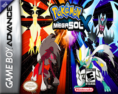 Pokemon Mega Sol X 3.0 GBA ROM Download