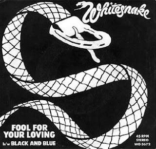 """Το single των Whitesnake """"Fool for Your Loving"""""""