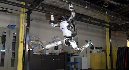 Humanoid robots from Boston Dynamics