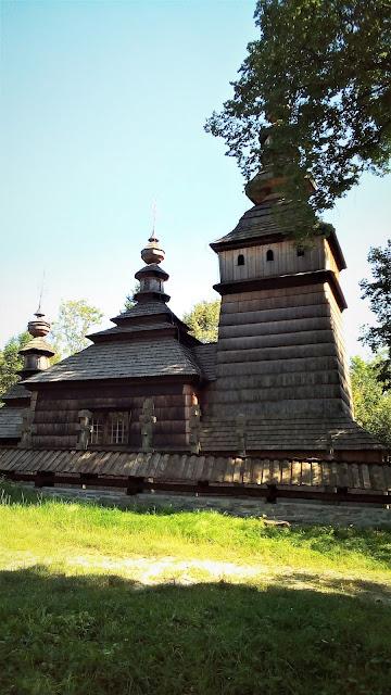 Kotań - cerkiew (kościół filialny)