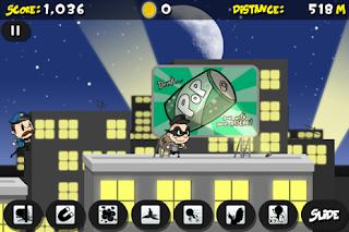 game bertema pencuri di android