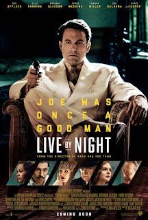 Live By Night - Segundo Poster & Segundo Trailer