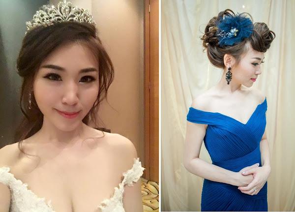 GLAM Top makeup artist Malaysia