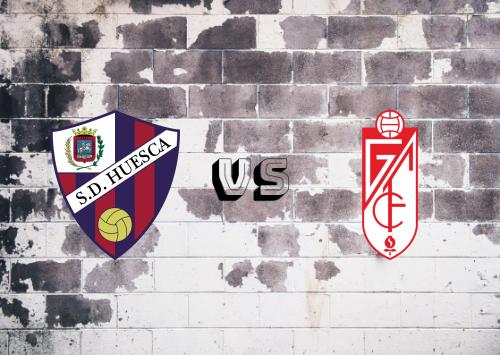 Huesca vs Granada  Resumen