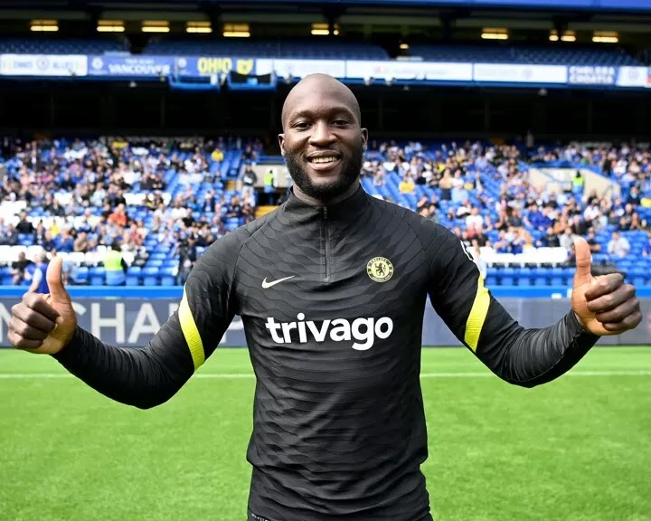 OFFICIAL: Lukaku will wear the number nine shirt for Chelsea this season