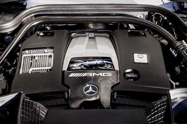 Đánh giá Mercedes AMG G63 2021