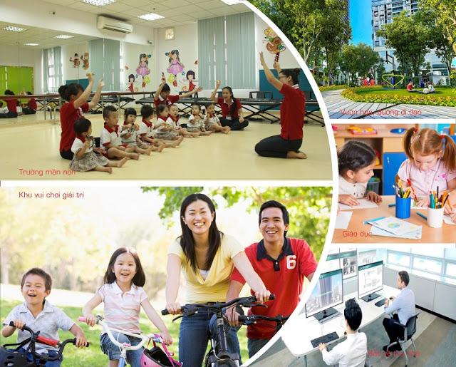 Tiện ích sống đẳng cấp tại Booyoung Vina