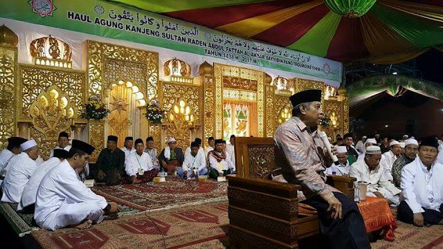 KH Said Aqil Siroj: Haul Dan Tahlil Sebagai Penyambung Spiritual Dengan Para Wali