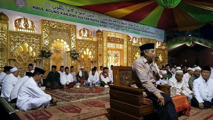 KH Said Aqil Siraj: Haul Dan Tahlil Sebagai Penyambung Spiritual Dengan Para Wali